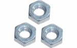 Steel Hex Nuts BZP Grade 8 DIN934