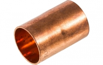 Endfeed Slip Coupling Copper x Copper