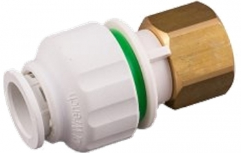Pipeloc Brass Tap Connector