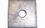 Flat Plate 1 Hole Bolt (40mm x 5mm)