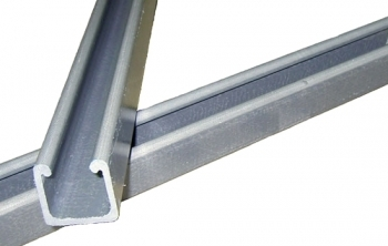Unistrut Stainless Channel Plain 3M Length