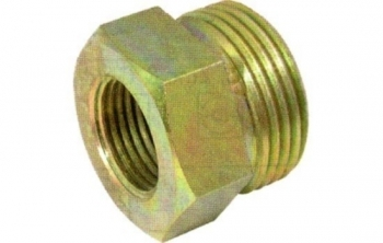 Steel Steam Hose Female Coupling BSP