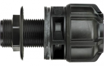 Poly Tank Connector BSP