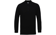 Gildan Softstyle Long Sleeve Polo Shirt