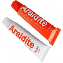 Araldite Rapid Glue 15ml Pack c/w Hardener & Resin