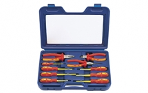 Draper Pliers and Screwdriver Set 71155 10pc
