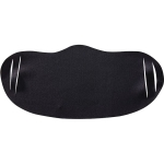 Face Cover XQ001 Non-Surgical Mask - Black Single