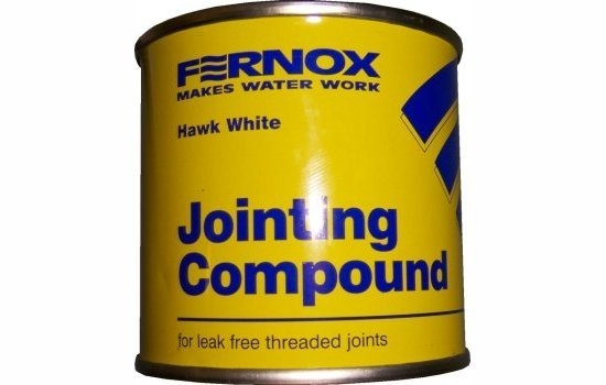 Hawk White Jointing Compound Tin 400g BS6956 Part 5+6