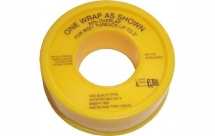 Superseal Tape For Gas 12 x 5 x 0.2mm BS6974