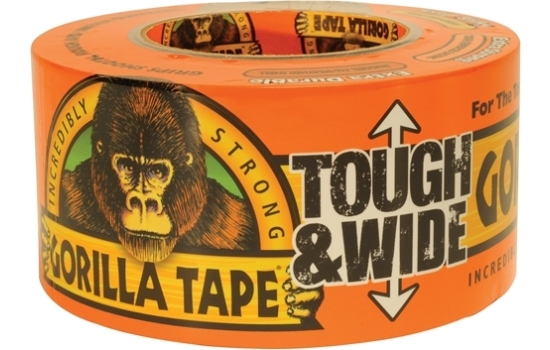 Gorilla Tough & Wide Tape 73mm x 27m