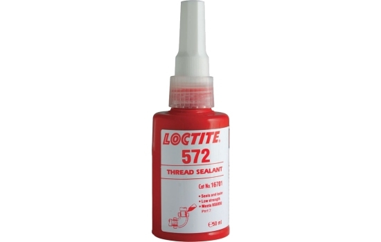 Loctite 572 Pipe Sealant 50ml