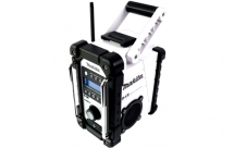 Makita DMR104 DAB Site Radio White