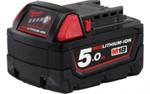 Milwaukee 18V Battery 5Ah 4932430483