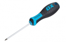 OX P362675 Pro Pozi Screwdriver PZ0x75mm