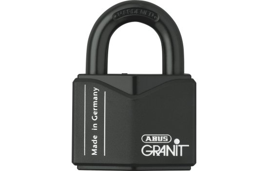60mm Granit Plus Padlock 37/55 Close Shackle