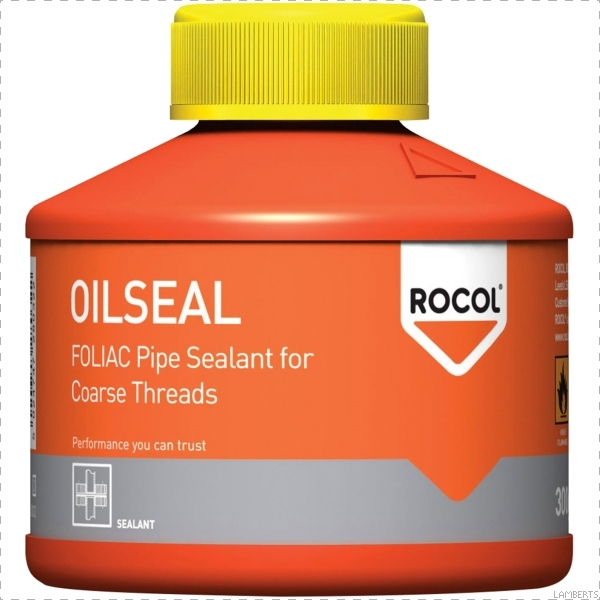 Rocol Oilseal Hard Setting 300g Sealant 28032