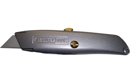 Stanley Knife 99E Grey Retractable Blade