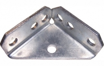 Welded Angle Bracket 2 x 2 Hole GB11