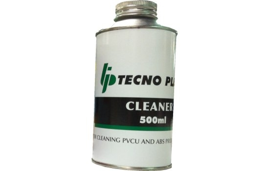 Tecno Cleaning Fluid For PVC/ABS 500ml Tin
