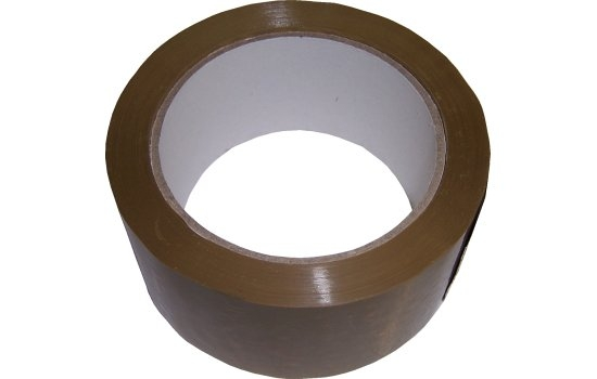 Buff Vinyl Packing Tape 48mm x 50m