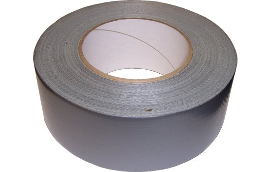 Waterproof Cloth (DUCT) Tape Silver 50mm x 50m