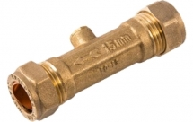 15mm DZR Double Check Valve                          32901